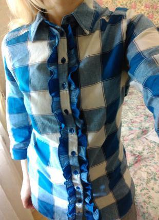 Рубашка хлопок