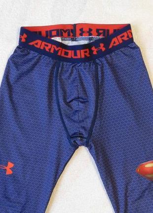 Спортивные штаны under armour superman