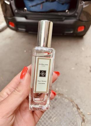 Jo malone red roses cologne 30 ml