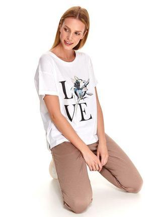 Новая трендовая футболка, 100% хлопок, все размеры