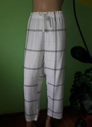Пижамные штаны для сна и дома