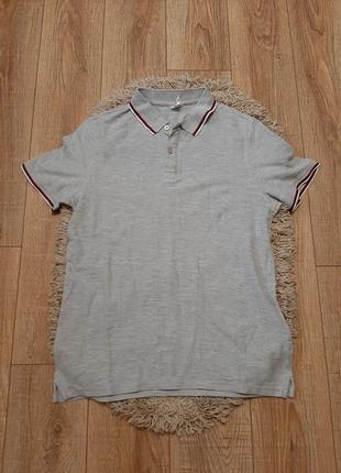 Фирменная мужская футболка