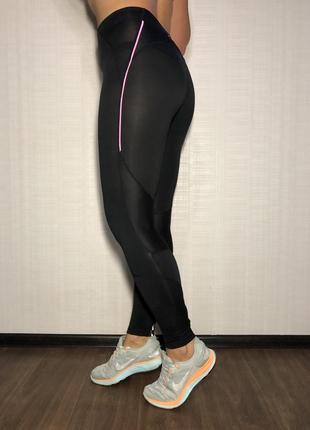 Женские лосины леггинсы тайтсы h&m sport