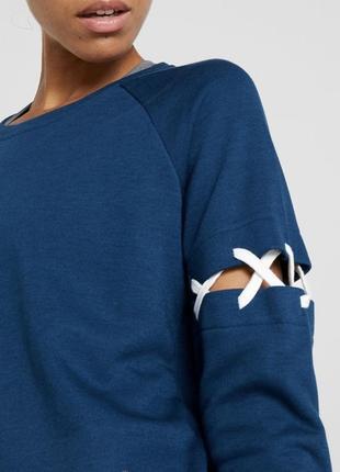 Кофта пуловер свитшот only