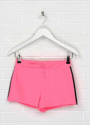 Стильные трикотажные шорты для девочки от c&a, германия, на рост 158 см