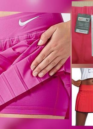 Стильная фирменная юбка шорты для тениса супер качество!!! nike