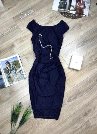 Joe browns ltd шикарное кружевное миди платье по фигуре 🔥