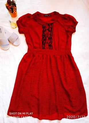 Шикарное платье очень лёгкое фирмы atmosphere