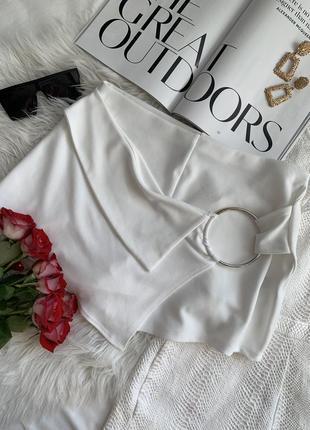 Стильные шортики-юбка