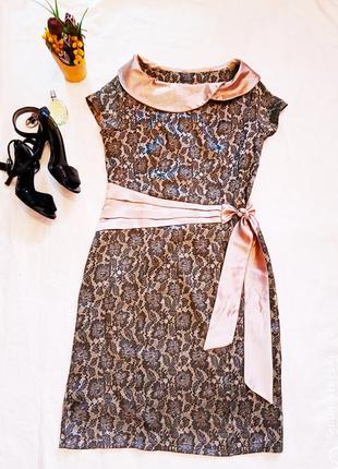 Очень красивое и женственное платье