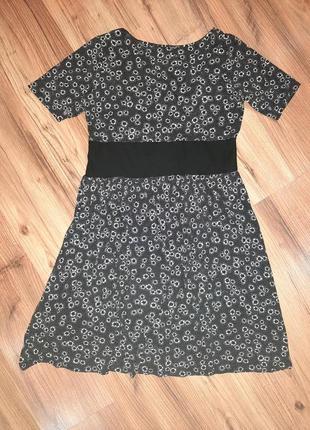 Легкий летний трикотажный сарафан, клешное платье 46, 48,50, 52 р. подойдет беременным