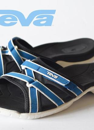 Шлепки ⭐⭐ teva tirra slide sandals, (р. 35)