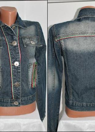 Куртка джинсовая d&g
