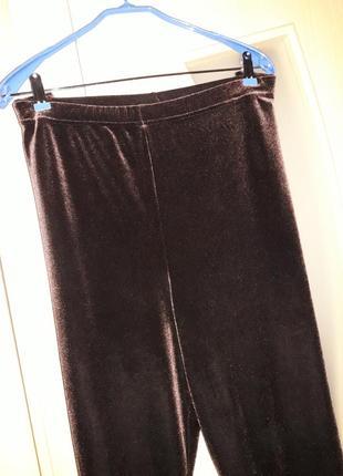 Бархатньіе брюки