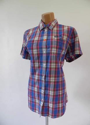 Рубашка jack woifskin(жіноча)