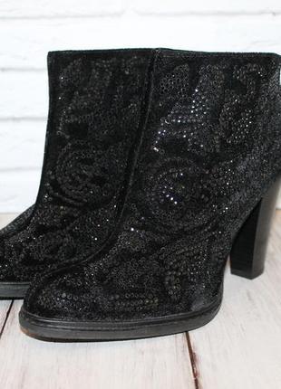 Zara basic красивые ботинки 41 размера