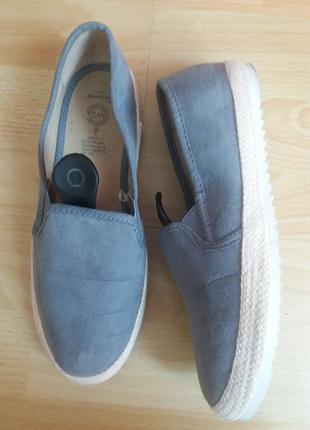 Мягкие туфли 37-38р
