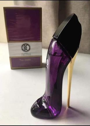Парфумована вода shoe violet, 30 мл юнайс