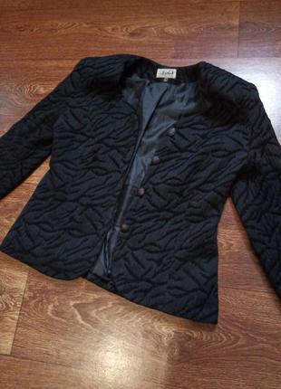 Пиджак женский с люрексом распродажа