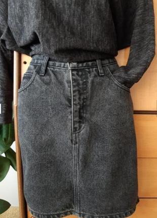 Джинсовая юбка известного бренда, оригинал из сша.