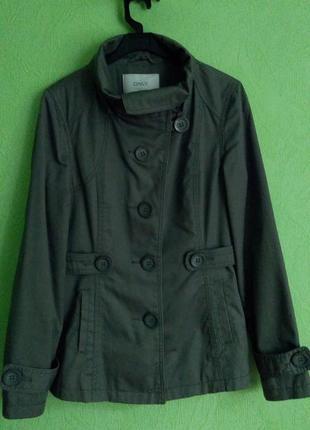 Куртка демисезонная, пиджак на подкладке, жакет.
