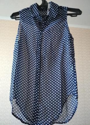 Блуза жилетка мім