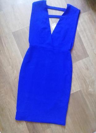📢распродажа! платье карандаш с вырезом на груди, плаття, сарафан, сукня