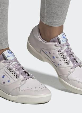 Кроссовки adidas originals slamcourt, кожа,37 р
