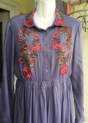 Распродажа! платье легкое для беременных раз l (48)