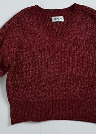 Светр свитер  replay розмір м