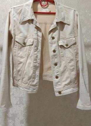 Джинсовый пиджак dorose