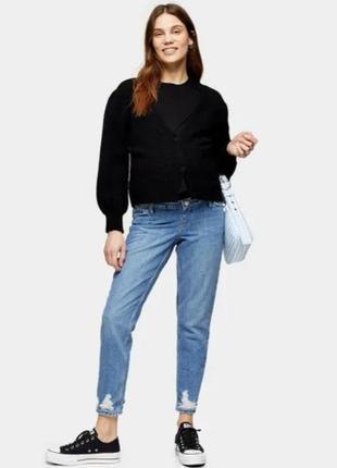 Крутые джинсы для беременных 💥uk 16 , eu 44 размер