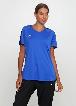 Футболка жен. nike training top women's academy 18 (арт. 893741-463)