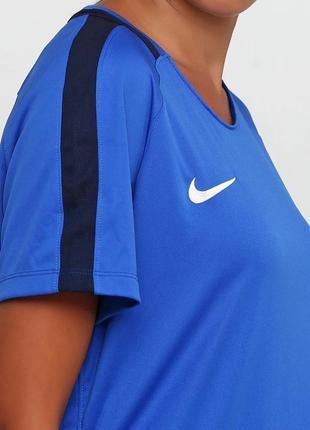 Футболка жен. nike training top women's academy 18 (арт. 893741-463)4 фото