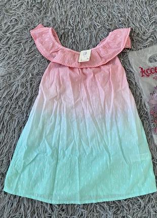 Платье, сарафан accessories