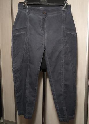 Крутые дизайнерские брюки от in front в стиле oska