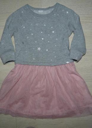 Милое платье gap baby 4 года