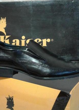 Туфли мужские kaiser