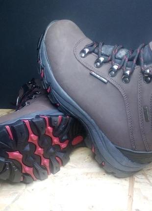Треккинговые ботинки grouse creek 39 р # 1357