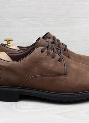 Кожаные туфли timberland waterproof оригинал, размер 42.5 - 43