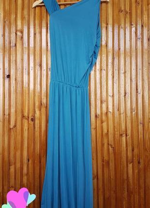 Длинное летнее платье elegance charm collection