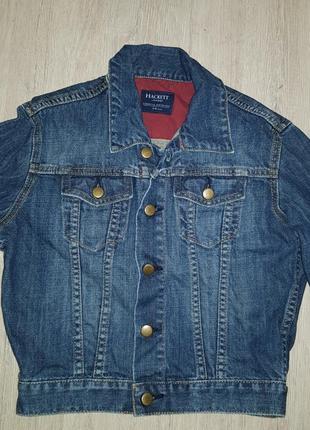 Пиджак джинсовый hackett