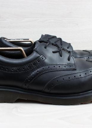 Кожаные туфли / ботинки dr. martens industrial оригинал, размер 45