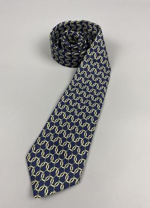 Givenchi оригинальный крутой галстук brioni gucci hermes versace