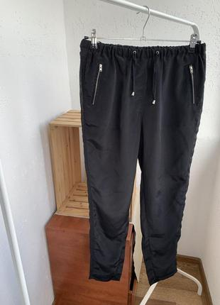 Штаны брюки чёрные
