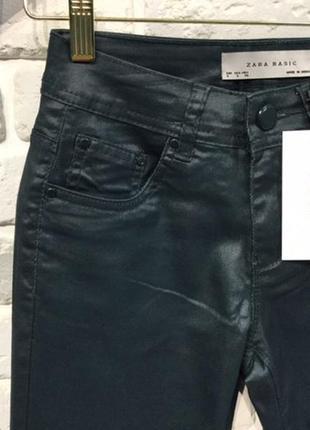 Джинсы брюки штаны zara