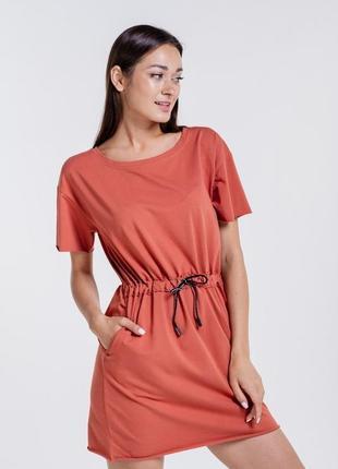 Платье-футболка ,базовое платье на каждый день