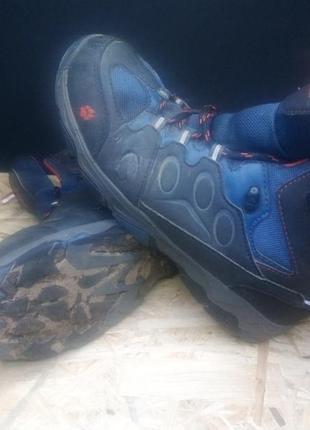 Треккинговые ботинки jack wolfskin 38р #1403