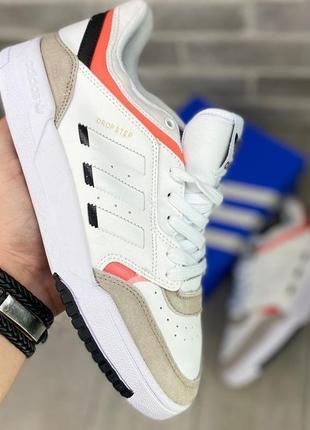 Летние мужские спортивные кроссовки кеды adidas drop step