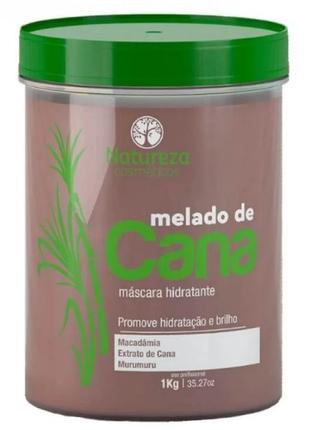 Ботокс-глянец для волос natureza melado de cana 1000 ml